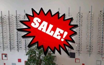 Výpredaj celej jarnej kolekcie dioptrických rámov!